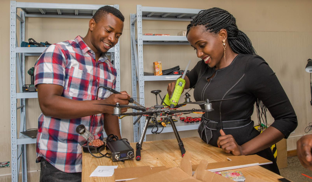 The African Drone and Data Academy in Malawi