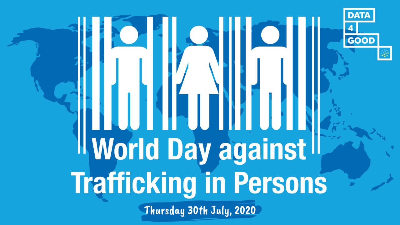 Webinar: World Day against Trafficking in Persons