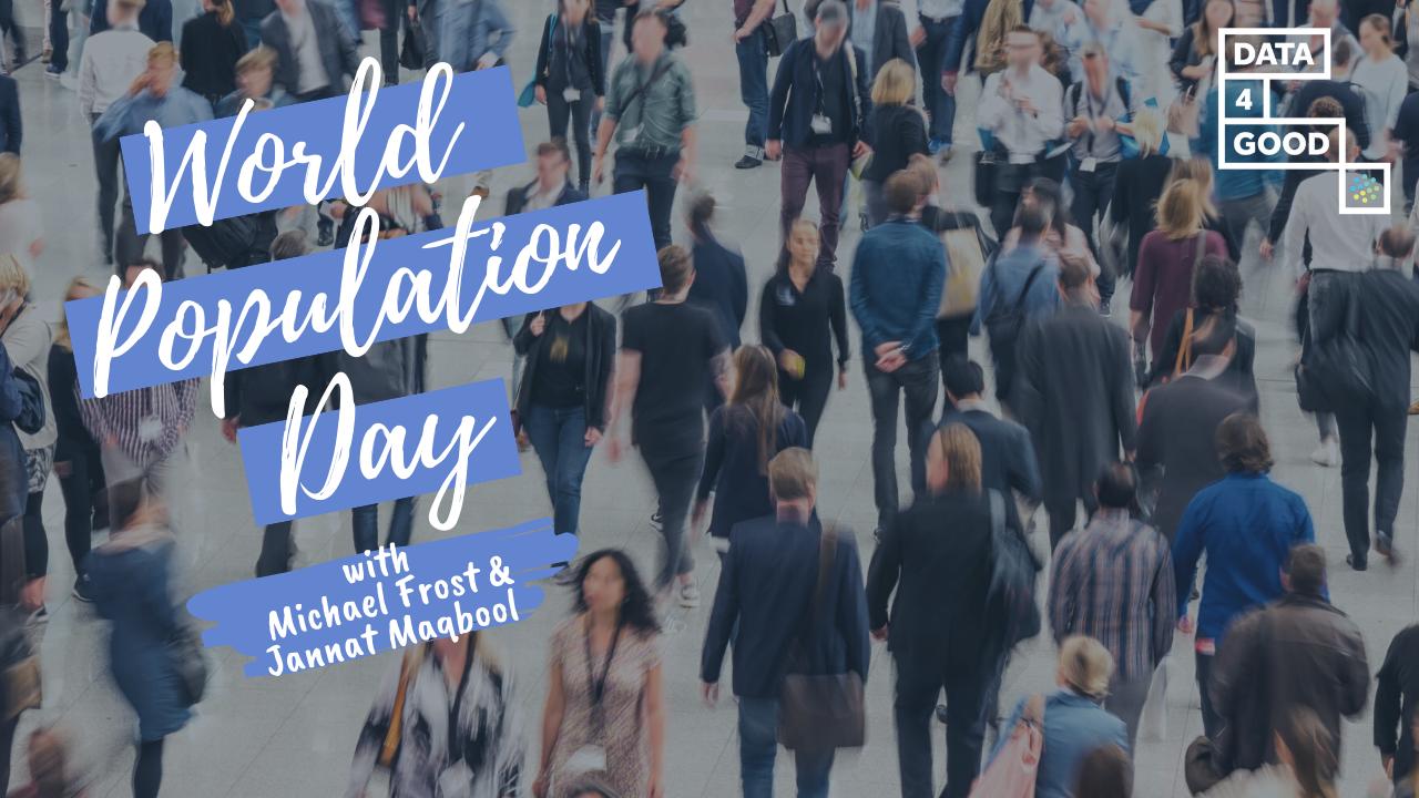 Webinar: World Population Day