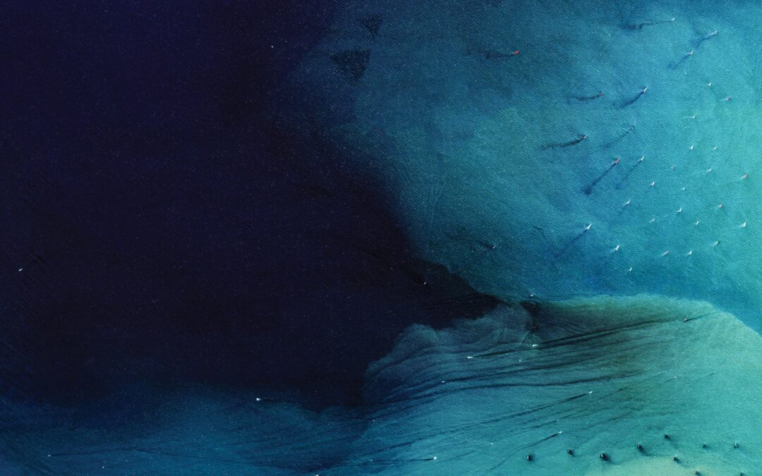 'More Blue': An Artwork Shows the Sea Changing During Lockdown