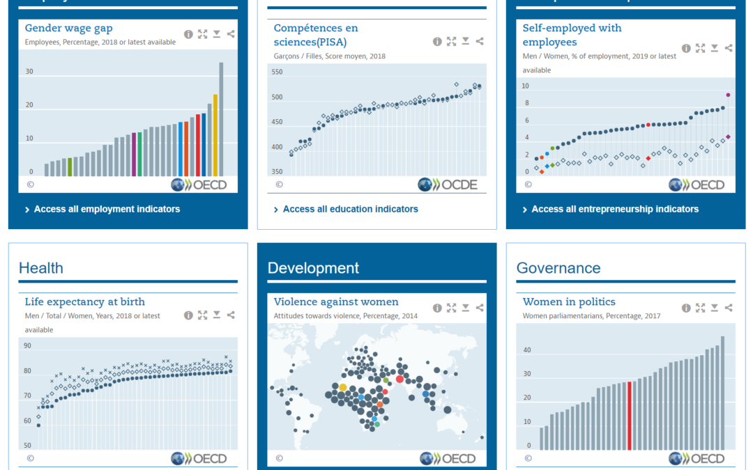 The OECD Gender Data Portal