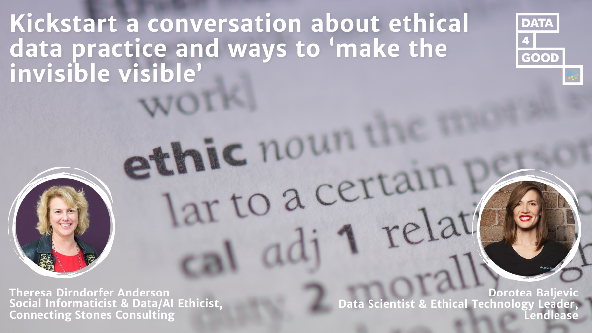 Webinar: Data Ethics